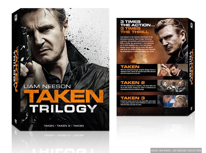 Taken Trilogy - HAFA Design